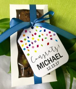 celebration cookie favors