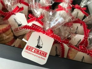 custom cookies for corporate events