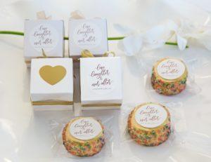 wedding specialty cookies