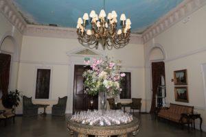 wedding favors at Oheka Castle