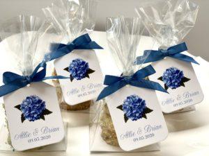 custom cookie wedding favors