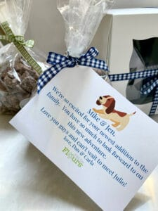 new pet gift puppy chow