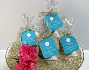 custom baby party favors