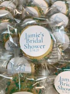 mini bridal shower favors