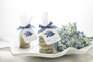 wedding favors for each place setting