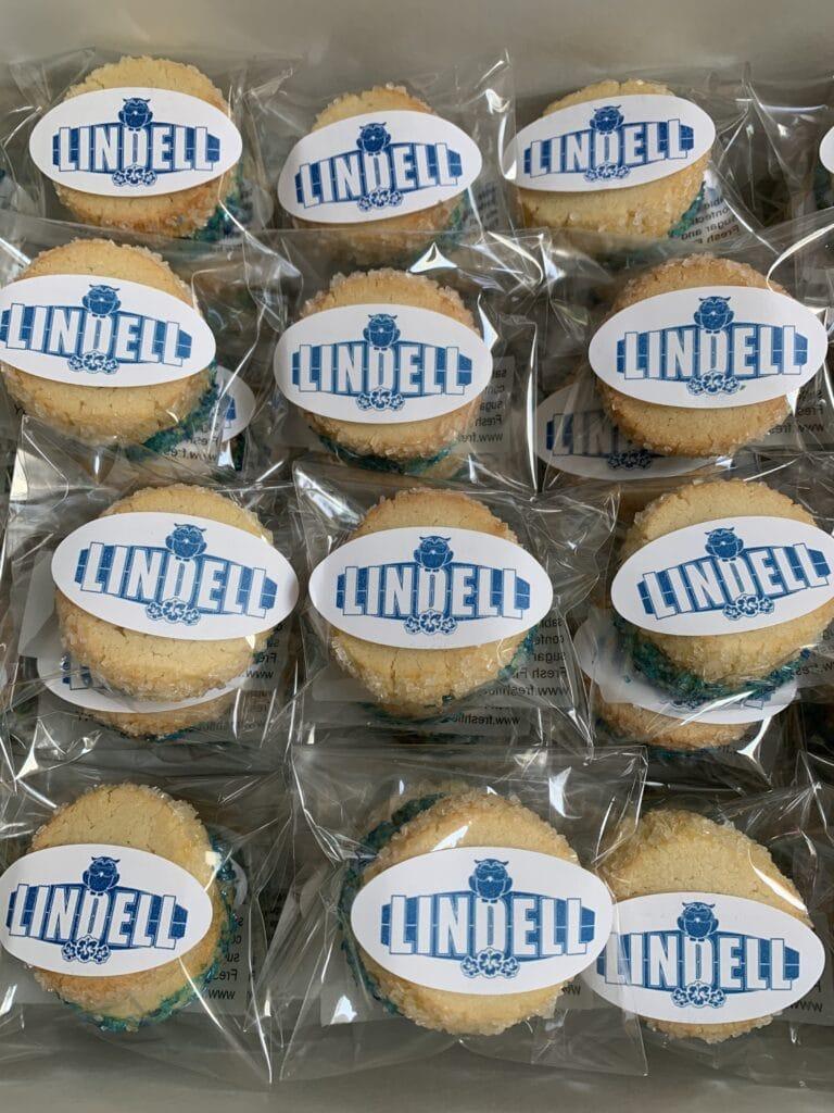 local Long Island graduation cookies